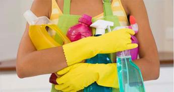 Генеральная уборка. 10 необходимых средств от HG