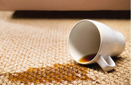 Чистка ковров средствами HG