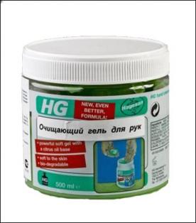 Очищающий гель для рук HG