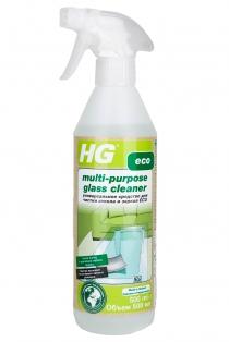 Универсальное средство для чистки стекла и зеркал ЭКО HG