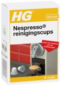 Капсулы для очистки кофемашин Nespresso - 341