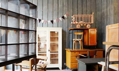 Новая жизнь старой мебели