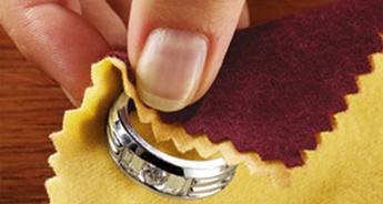 Как почистить золото и серебро своими руками?