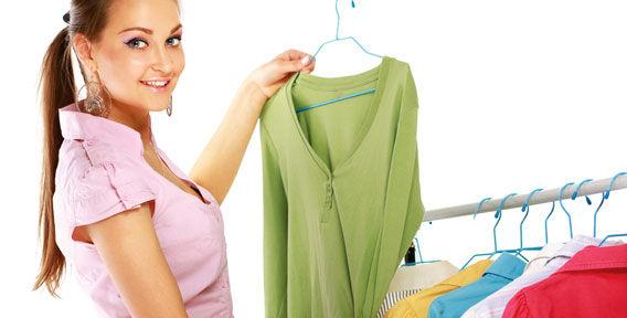 Удаление и выведение пятен с одежды
