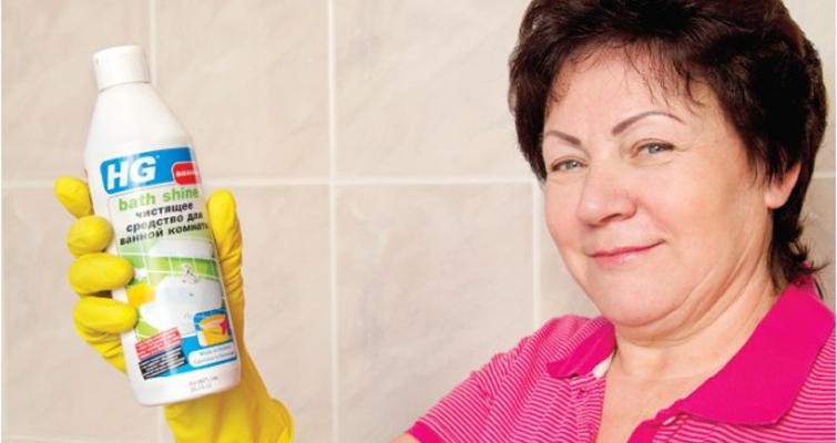 Нина Семеновна: тестируем средства для ухода за домом от HG