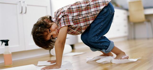 3 чистящих средства, которые заставят вашего ребенка поверить в чудо