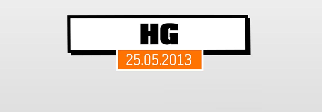 Акция от HG