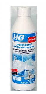 Универсальное чистящее средство для ванной и туалета HG