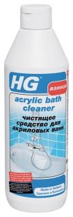 Чистящее средство для акриловых ванн HG