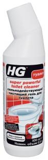Сильнодействующий чистящий гель для туалета HG