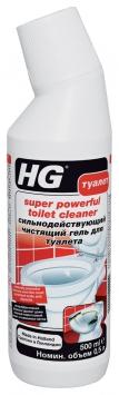 Сильнодействующий чистящий гель для туалета -221