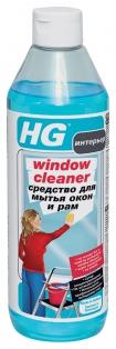 Средство для мытья окон и рам HG