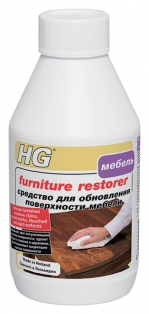 Средство для обновления поверхности мебели HG