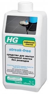 Средство для мытья глянцевой плитки без разводов HG