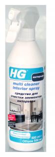 Средство для очистки элементов интерьера HG