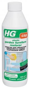 Средство для обновления поверхности садовой пластиковой мебели HG