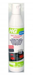 Средство для удаления сильных загрязнений на керамических конфорках HG