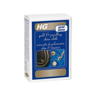 Салфетка для придания блеска золоту HG