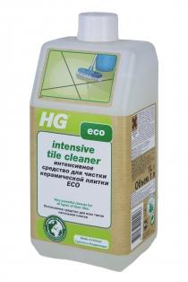 Интенсивное средство для чистки керамической плитки ЭКО HG