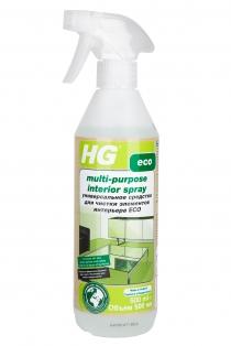 Универсальное средство для чистки элементов интерьера ЭКО HG